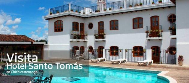 Hotel Santo Tomás - foto 1
