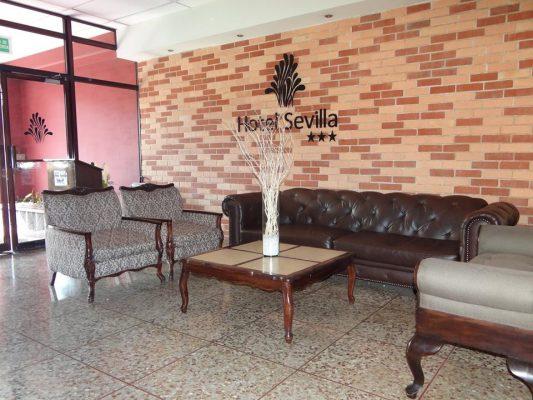 Hotel Sevilla - foto 1
