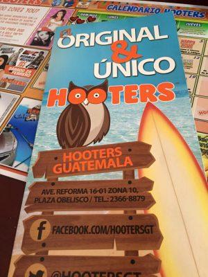 Hooters Guatemala - foto 3