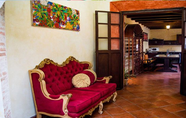 Hotel & Galería Antigua - foto 3