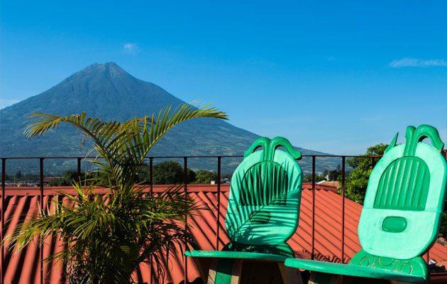 Hotel & Galería Antigua - foto 2