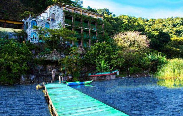 Eco Hotel Uxlabil Atitlán - foto 3