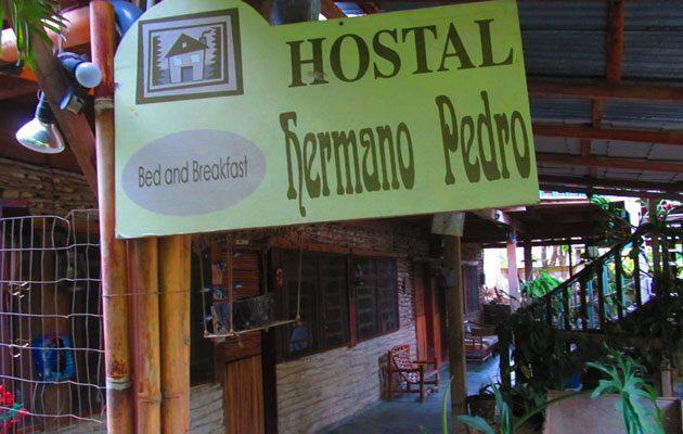 Hostal Hermano Pedro Antigua - foto 1