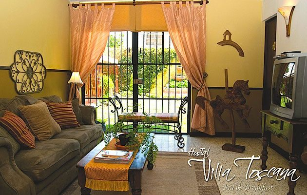 Hostal Villa Toscana - foto 1