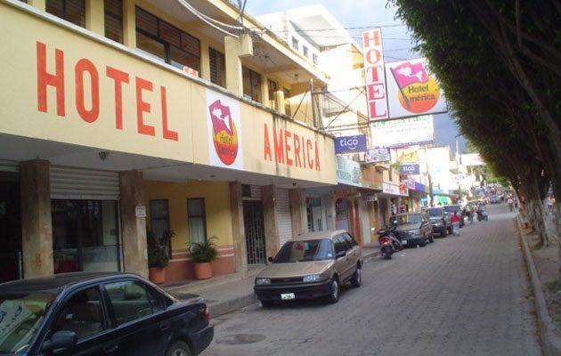 Hotel América - foto 4