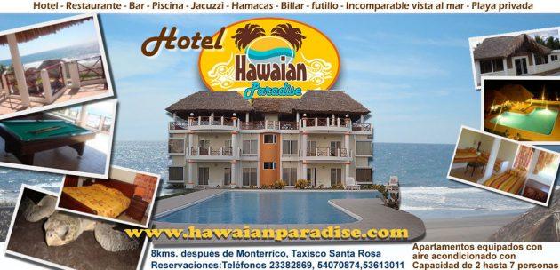 Hotel Hawaiian Paradise - foto 4