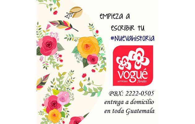 Florales Vogue - foto 1