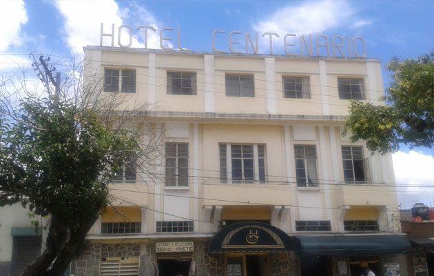 Hotel Centenario - foto 1