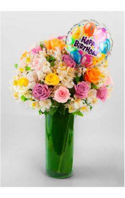 Flores y Globos Cookie - foto 3