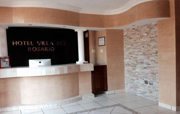 Hotel Villa del Rosario - foto 4