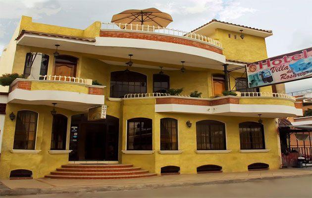 Hotel Villa del Rosario - foto 1