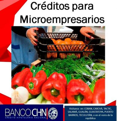 Banco CHN Agencia Poptún - foto 1
