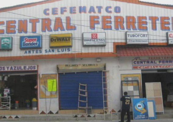 Central Ferretera - foto 1