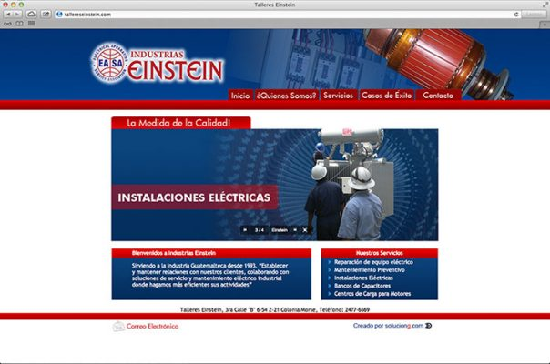 Industrias Einstein - foto 3