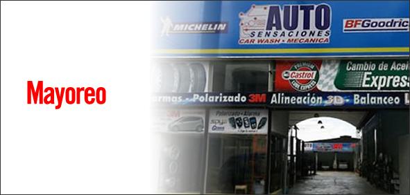 Auto Sensaciones Zona 9 - foto 1