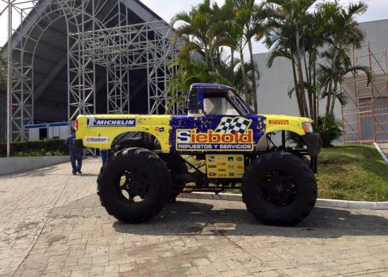 Siebold Carretera a El Salvador - foto 3