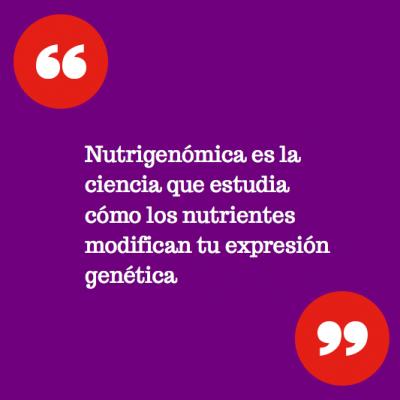 Nutrigenómica y Nutrición Personalizada - foto 3