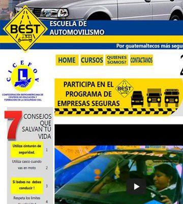 Escuela de Automovilismo Best Zona 12 - foto 1