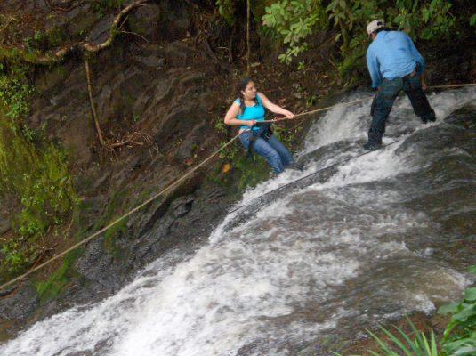 Parque Ecológico Cascadas de Tatasirire - foto 1