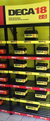 Baterías Deca Zona 4 - foto 1