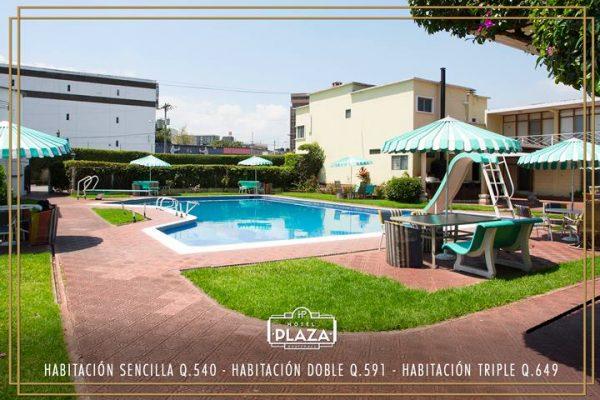 Hotel Plaza - foto 1