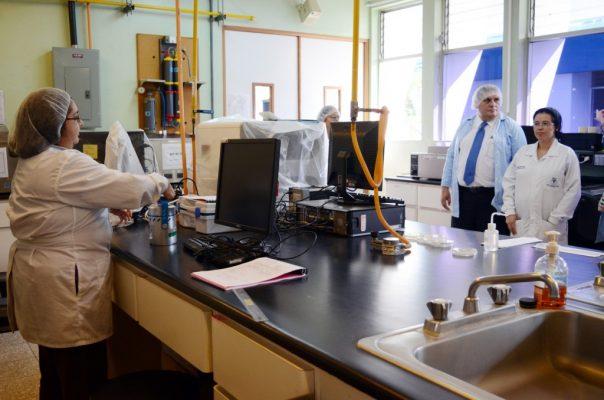 Ministerio de Salud Pública y Asistencia Social Laboratorio Nacional de Salud - foto 1