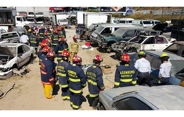 Bomberos Municipales Departamentales Oficinas - foto 2