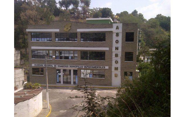 Bomberos Municipales Departamentales Oficinas - foto 1