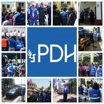 Procuraduría de los Derechos Humanos Denuncias - foto 1