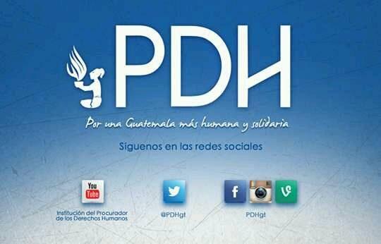 Procuraduría de los Derechos Humanos Denuncias - foto 2
