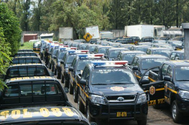 Policía Nacional Civil Radio Patrullas - foto 2