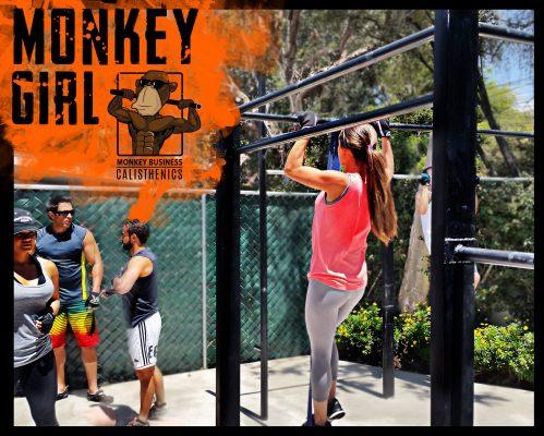 Monkey Business Calisthenics - foto 1