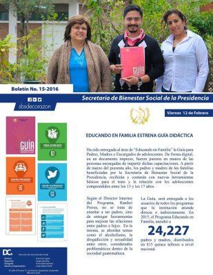 Secretaría de Bienestar Social de la Presidencia - foto 2