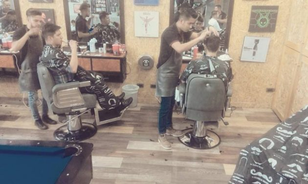 Mister Barber Shop Las Charcas - foto 1