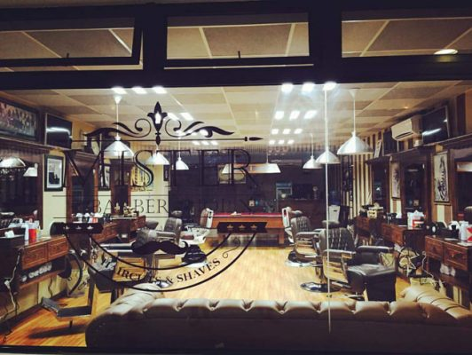 Mister Barber Shop Paseo San Sebastián - foto 1