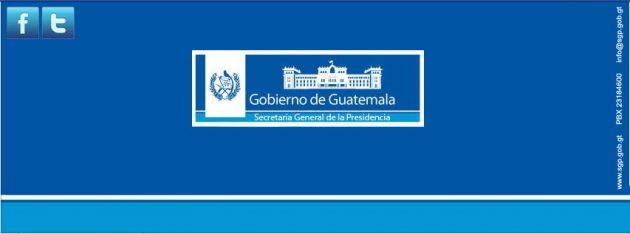 Secretaría General de la Presidencia de la República de Guatemala - foto 1