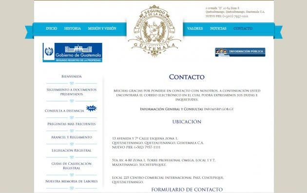 Segundo Registro de la Propiedad Mazatenango - foto 1