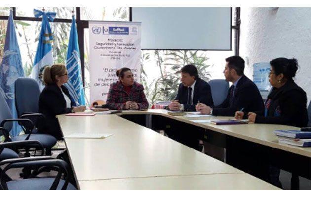 UNESCO Oficinas Guatemala - foto 1
