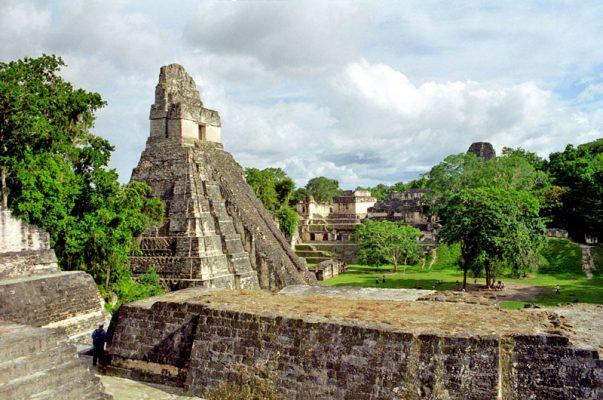 Parque Nacional Tikal - foto 2