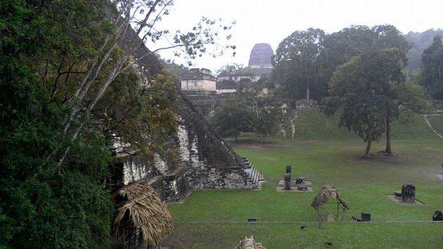 Parque Nacional Tikal - foto 6