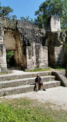 Parque Nacional Tikal - foto 7