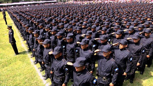Subdirección General de Estudios y Doctrina de la Policía Nacional Civil - foto 2