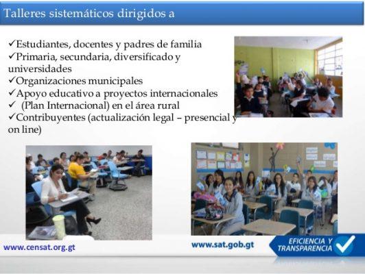 Centro de Estudios Tributarios (CENSAT) - foto 2