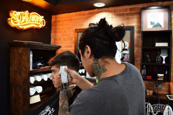 MONKI Club & Barber Shop - foto 3