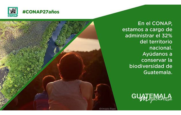 Consejo Nacional de Áreas Protegidas (CONAP) - foto 1