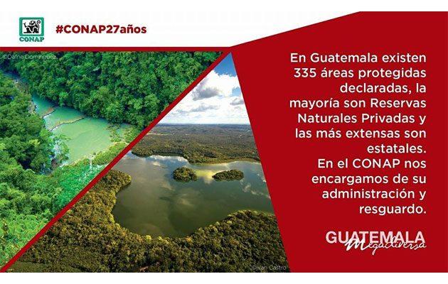 Consejo Nacional de Áreas Protegidas (CONAP) - foto 2