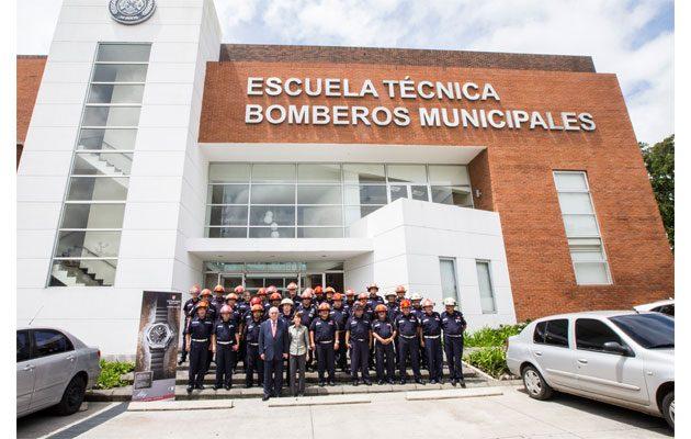 Cuerpo de Bomberos Municipales Central - foto 4