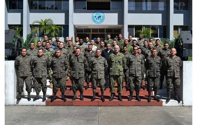 Departamento de Prensa del Ministerio de la Defensa Nacional - foto 2