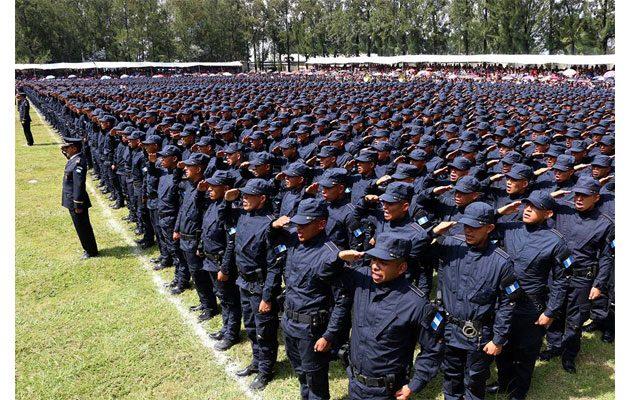 Dirección General de la Policía Nacional Civil - foto 2