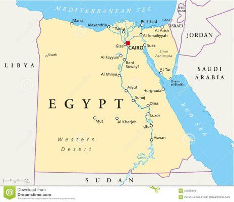 Cuerpo Consular de República Árabe de Egipto - foto 1